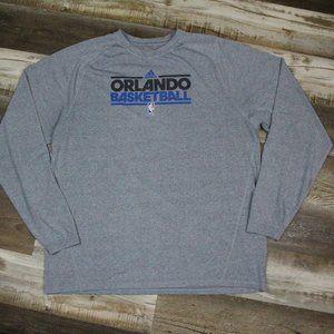 Adidas Athletic Orlando Basketball Long Sleeve 2XL